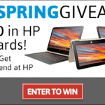 HP $250 Gift Card Giveaway – 8 Winners