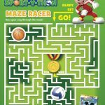 Free Mickey Mouse Clubhouse Maze