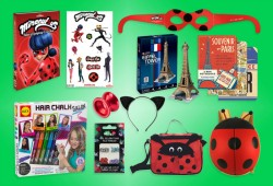 Nickelodeon's Miraculous Prize Package