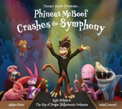 Phineas McBoof Crashes The Symphony