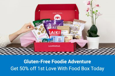 Love With Food Celiac Awareness Month Giveaway