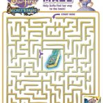 Sofia the First Free Printable Maze