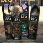 Disney The BFG Gobblefunk Bookmarks Craft