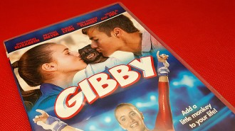 Gibby DVD