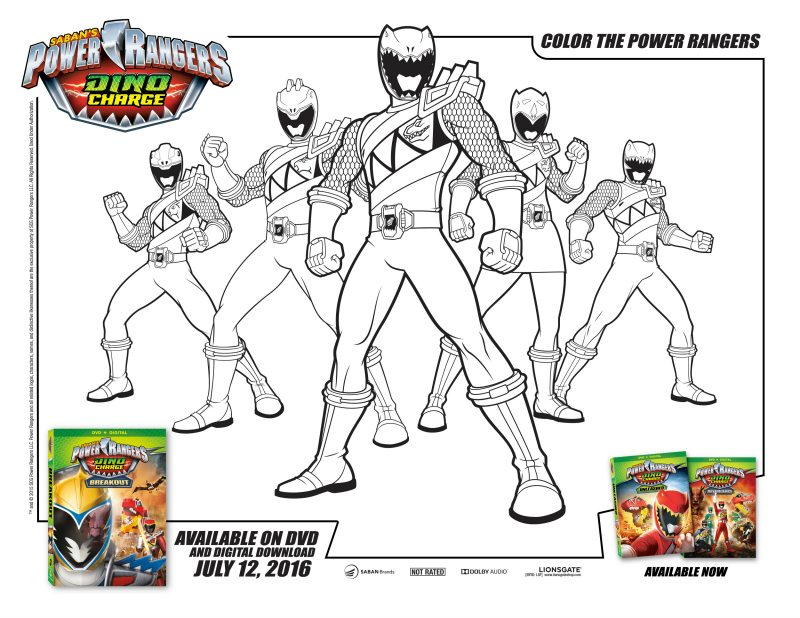 power rangers dino charge coloring page mama likes this - Power Rangers Dino Coloring Pages