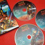 Star Wars Rebels Season Two Blu-ray Set