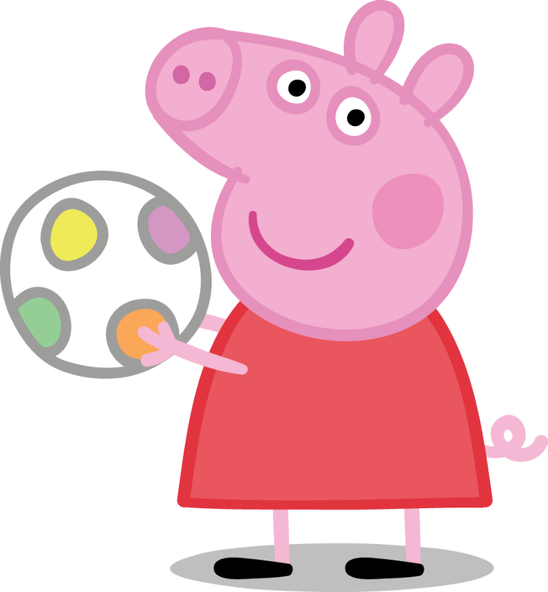 Peppa Pig Connect the Dots Lunch Box | Mama Likes This
