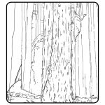 Free Pete's Dragon Coloring Page