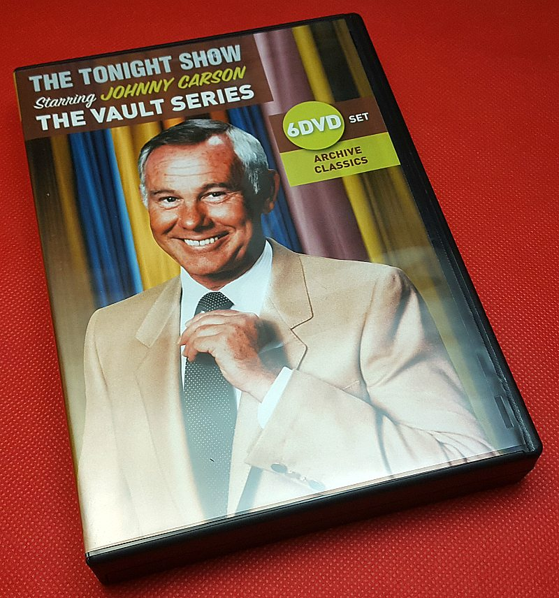 The Tonight Show Starring Johnny Carson DVD Set | Mama ...