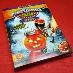 Power Rangers Spooktacular Halloween Edition DVD