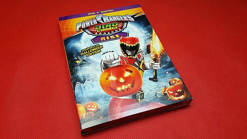 Power Rangers Spooktacular Halloween Edition DVD
