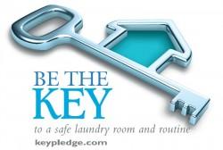 Be The Key Pledge