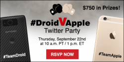 Verizon Twitter Party