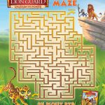 Free Disney Lion Guard Printable Maze