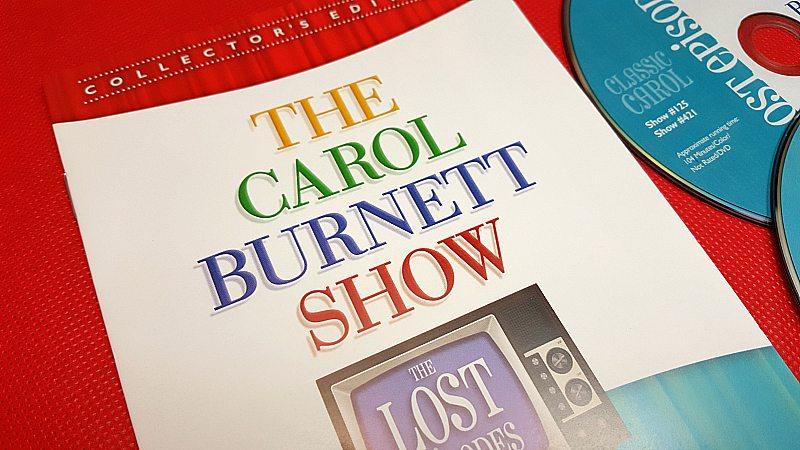 Classic Carol Burnett DVD Box Set