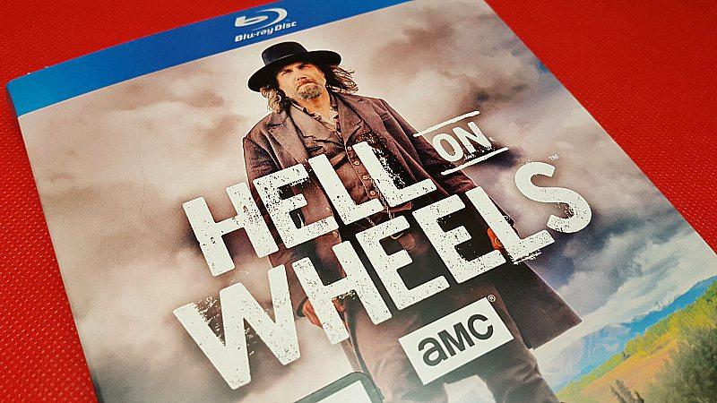 Hell on Wheels Blu-ray