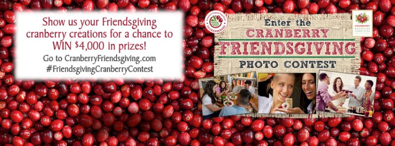 Cranberry Friendsgiving