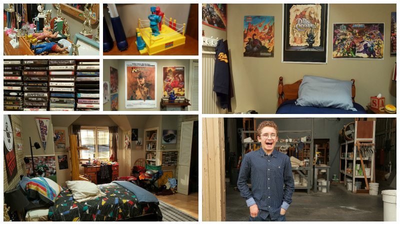 On The Set of The Goldbergs