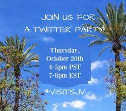 San Jacinto Valley Twitter Party