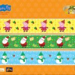 Peppa Pig Christmas Paper Chain Craft
