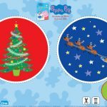 Christmas Tree Ornament Craft from Peppa Pig