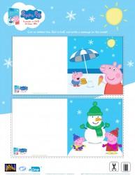 Free Peppa Pig Holiday Cards