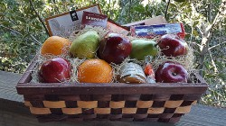 Orchard's Abundance Fruit Gift Basket