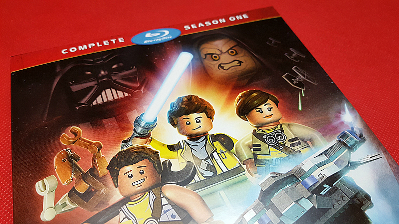 Lego Star Wars: The Freemaker Adventures Blu-ray