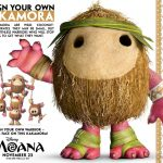 Disney Moana Kakamora Activity Page