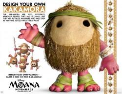 Disney Moana Kakamora Activity Page