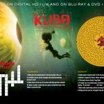 Kubo and The Two Strings Crossword Puzzle and Maze