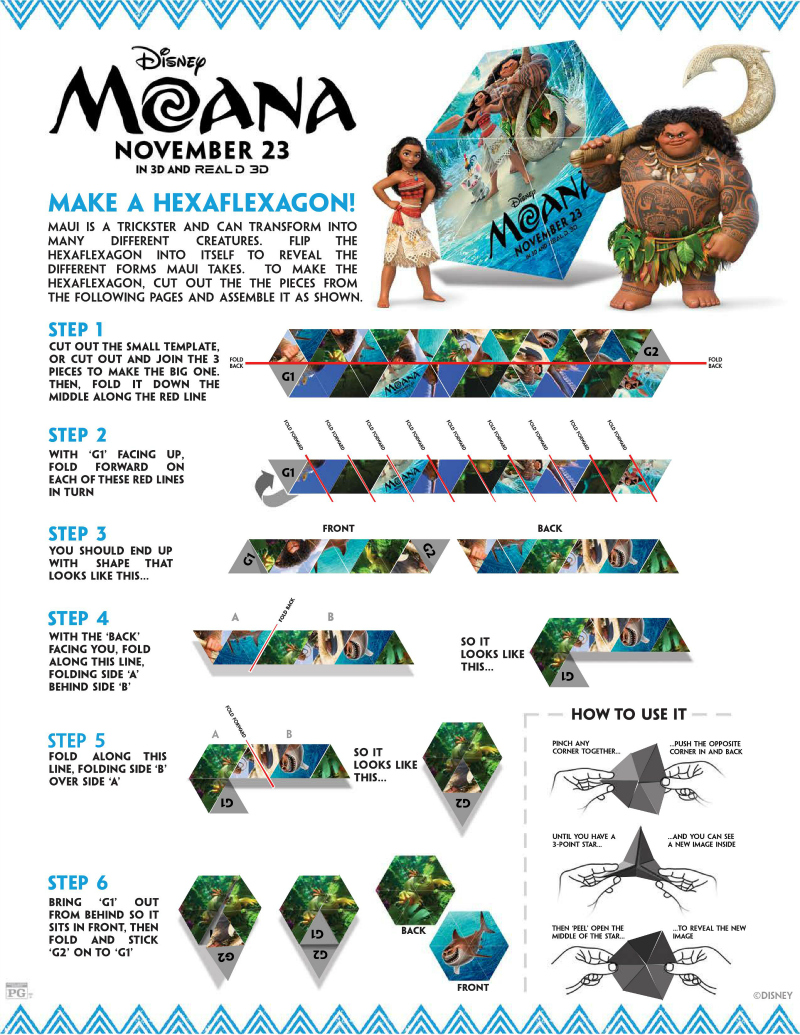 graphic relating to Kakamora Printable identify Disney Moana Crank out Your Individual Kakamora Craft Mama Likes This