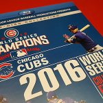 Chicago Cubs 2016 World Series Collector's Edition Blu-ray