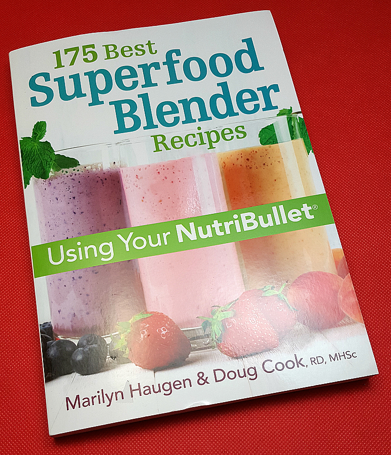 Best Superfood Blender Recipes Cookbook