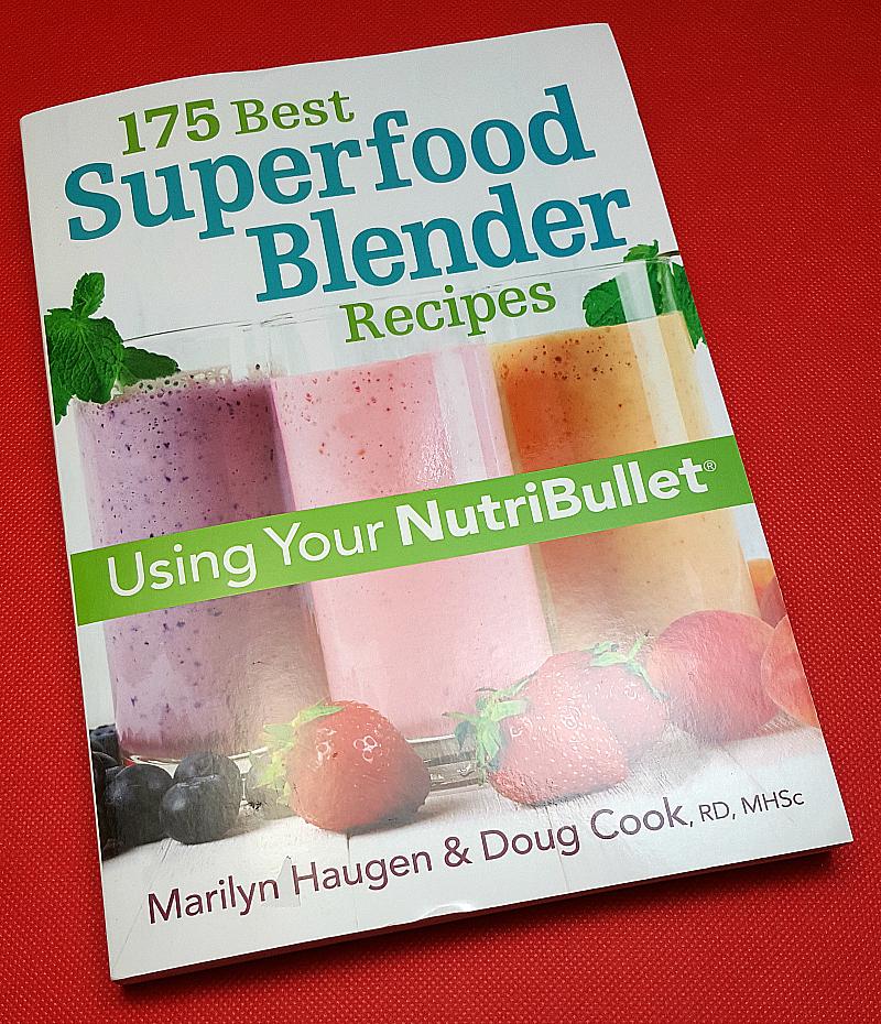 Best Superfood Blender Recipes Cookbook