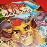 Disney The Lion Guard Life in the Pride Lands DVD