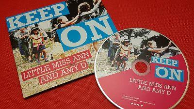 Little Miss Ann and Amy D Children's CD