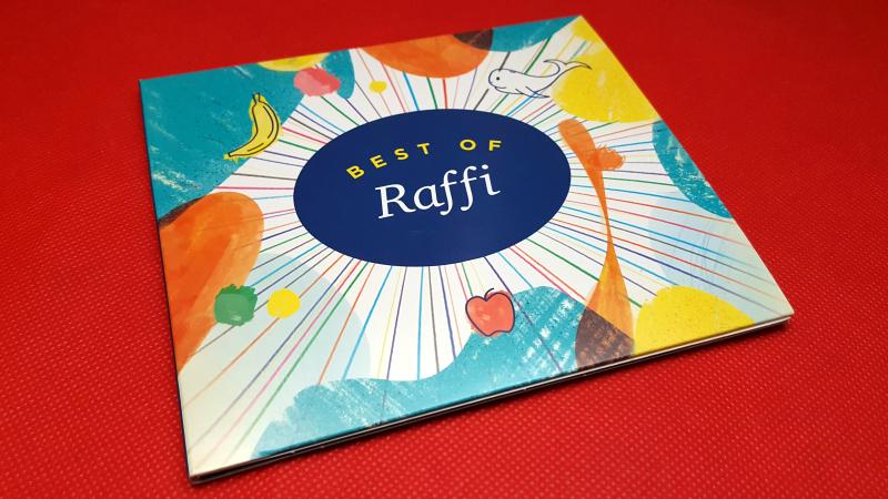 Best of Raffi Children's CD