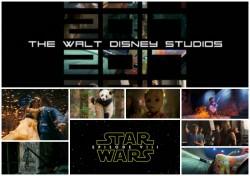 Disney! Disney! Disney! New Movies for 2017!