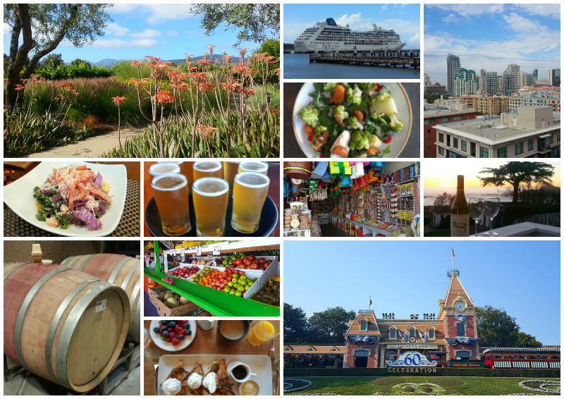 Food and Travel Blogger Year in Review - Where I went, where I slept, what I ate and what I did!