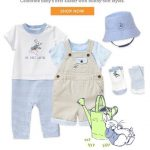 New Peter Rabbit Collection at Gymboree