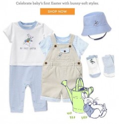 Gymboree Peter Rabbit