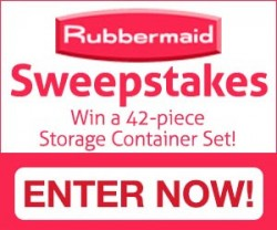 Rubbermaid Sweepstakes