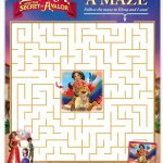Disney Elena And The Secret of Avalor Maze