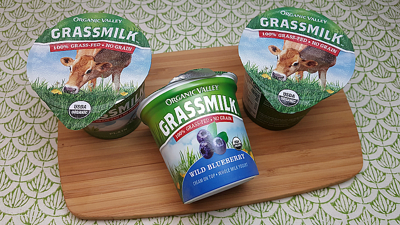Organic Valley Grassmilk Yogurt