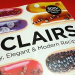 Eclairs Cookbook by Christophe Adam