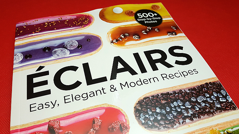 Eclairs Cookbook