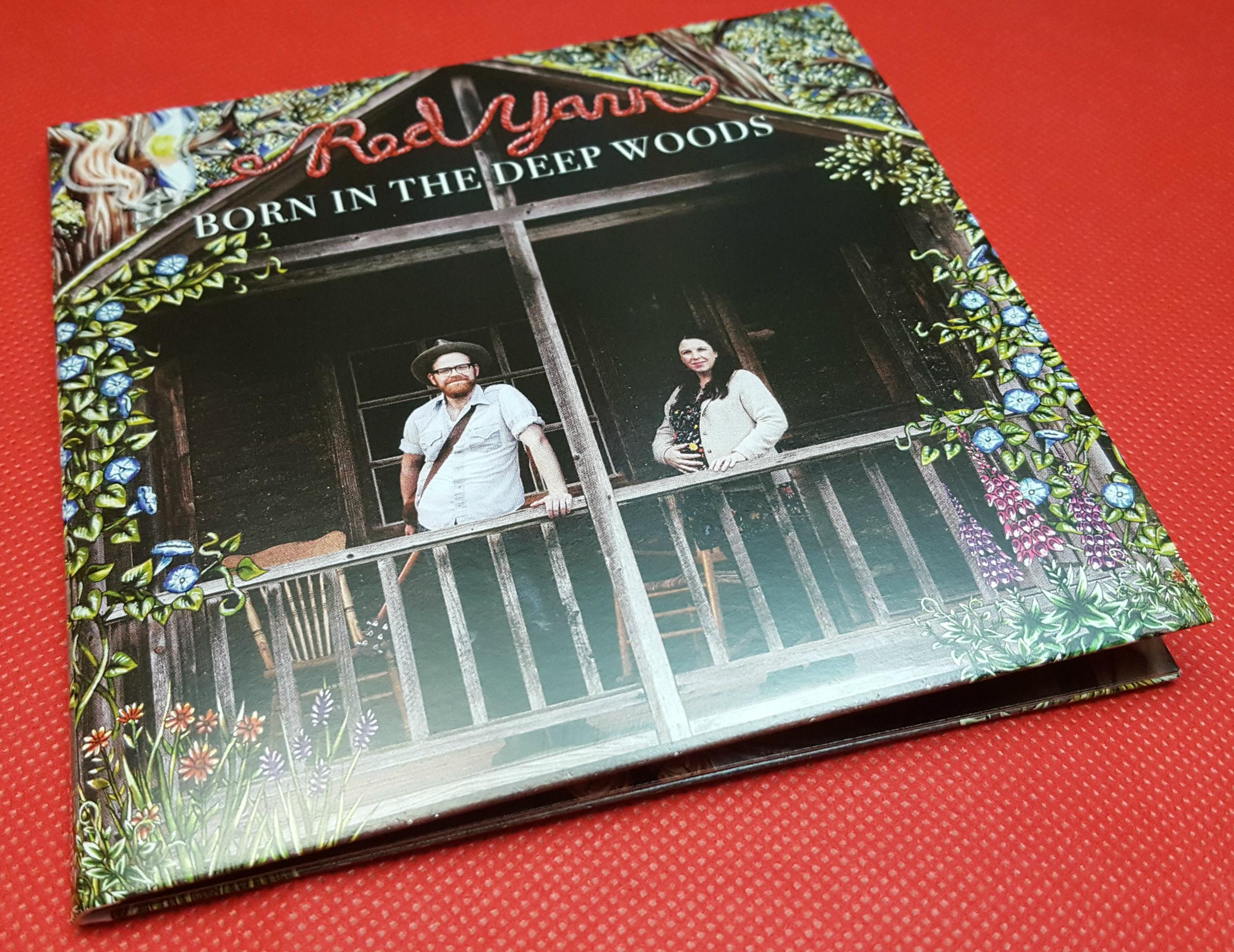 Red Yarn Children's CD