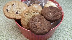 Valentine's Day Cookie Gift Box
