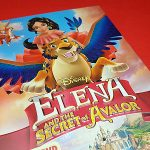 Disney  Elena and the Secret of Avalor The Magic Within DVD